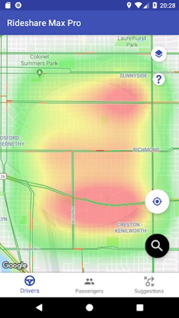 RideShare Max Pro screenshot 2