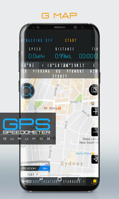 GPS Speedometer screenshot 11