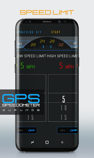 GPS Speedometer screenshot 19