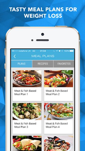 Ultra Fitness: Workouts & Meal Plans screenshot 2