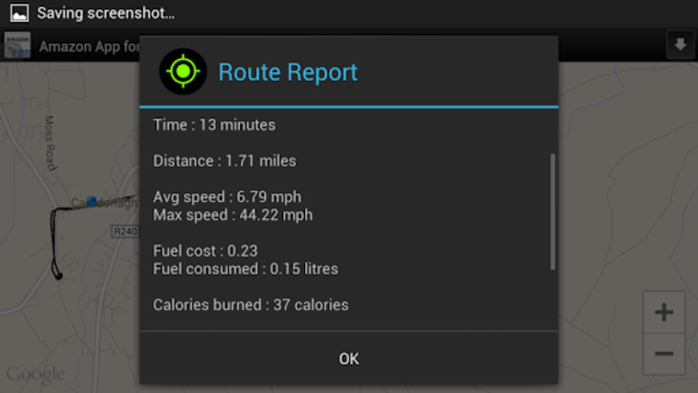 Route Recorder screenshot 8