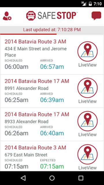 SafeStop screenshot 2