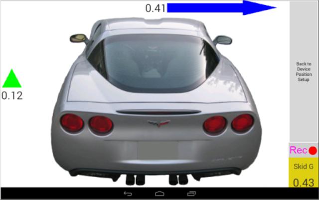 Axelomer Pro car accelerometer screenshot 6