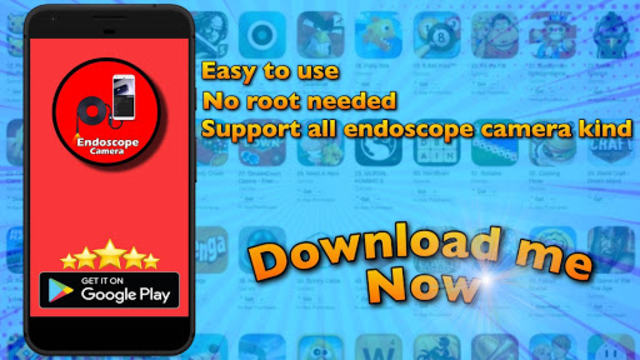 Endoscope Camera View screenshot 1