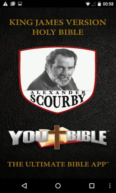 Scourby You Bible App Ranked No 1 screenshot 1