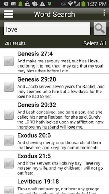 Scourby You Bible App Ranked No 1 screenshot 5