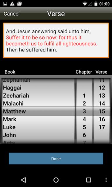 Scourby You Bible App Ranked No 1 screenshot 6
