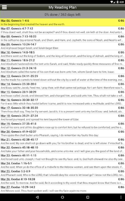 Scourby You Bible App Ranked No 1 screenshot 13