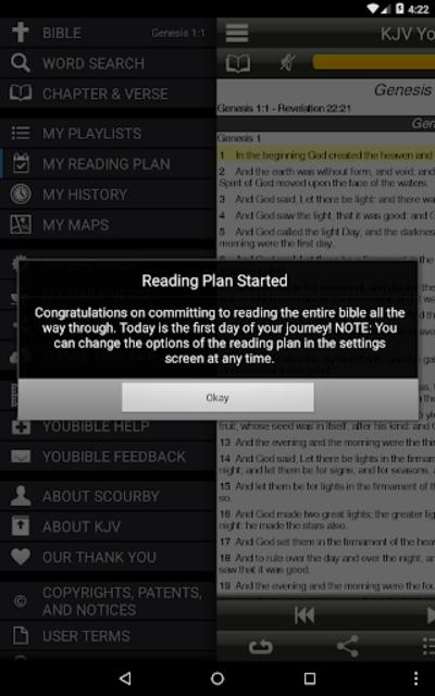 Scourby You Bible App Ranked No 1 screenshot 20