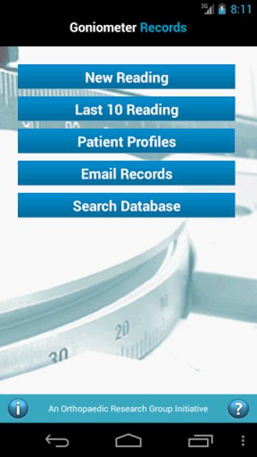 Goniometer Records screenshot 1