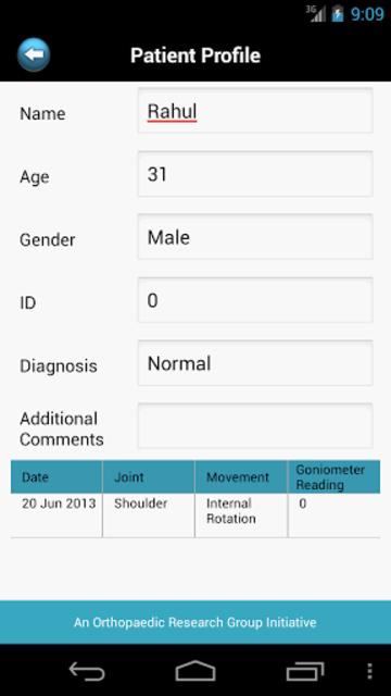 Goniometer Records screenshot 5