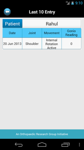 Goniometer Records screenshot 6
