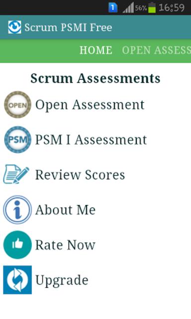 Scrum PSMI Free screenshot 1