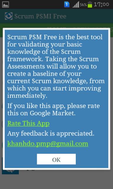 Scrum PSMI Free screenshot 4