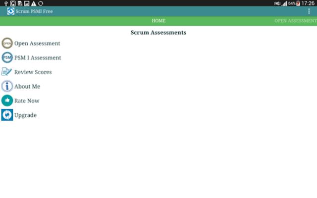 Scrum PSMI Free screenshot 5
