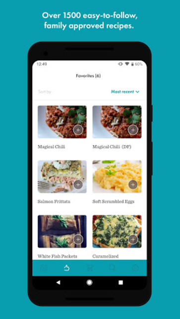 Real Plans - Meal Planner and Shopping List screenshot 3