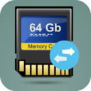 Icon for Sd cards Manager