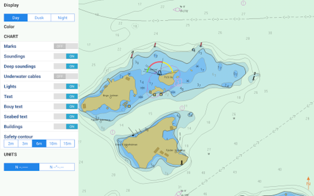 Seapilot screenshot 11