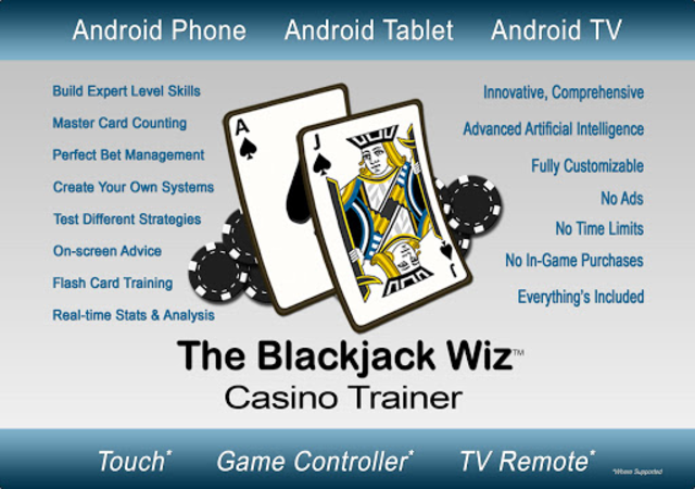 Blackjack Wiz Casino Trainer screenshot 9