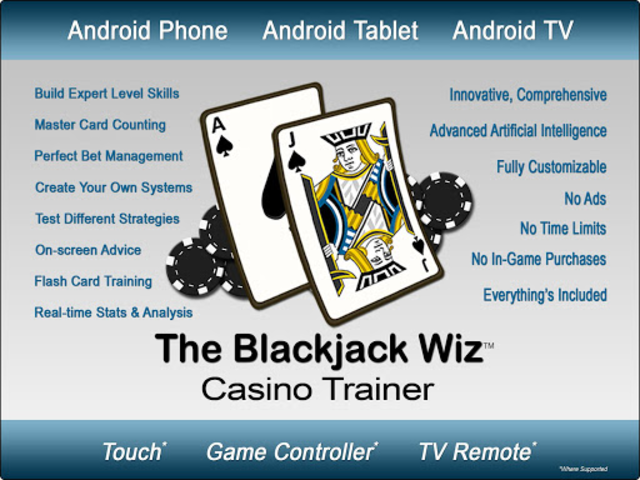 Blackjack Wiz Casino Trainer screenshot 17