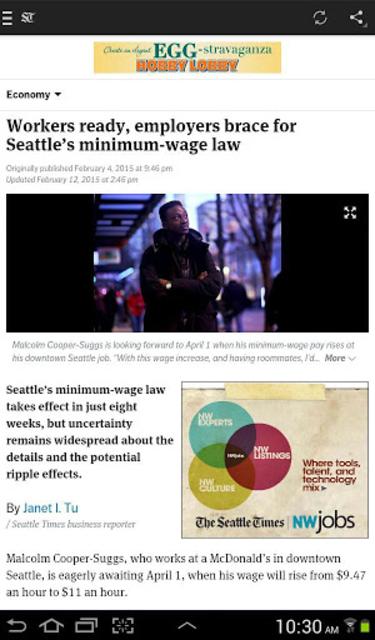 The Seattle Times screenshot 16