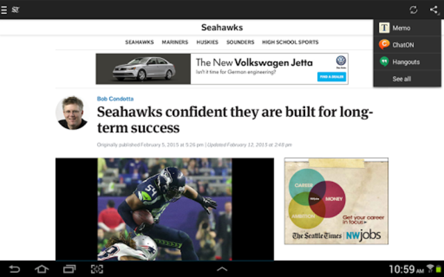 The Seattle Times screenshot 10