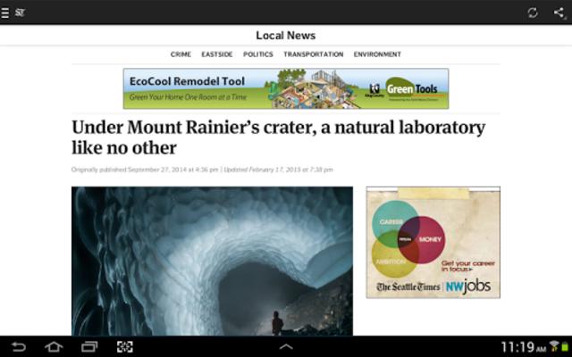The Seattle Times screenshot 14