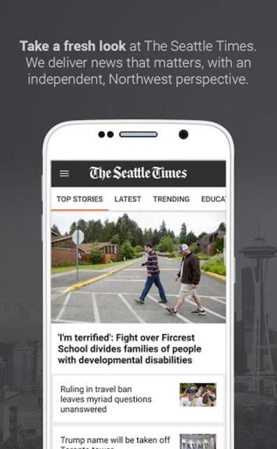 The Seattle Times screenshot 1
