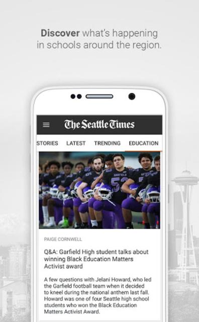 The Seattle Times screenshot 3