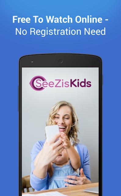 Free Cartoons For Kids By SeeZis screenshot 3