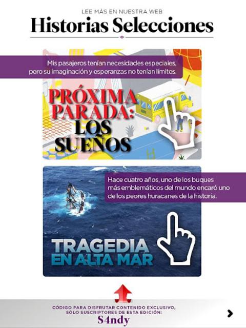 Selecciones en español-México screenshot 17