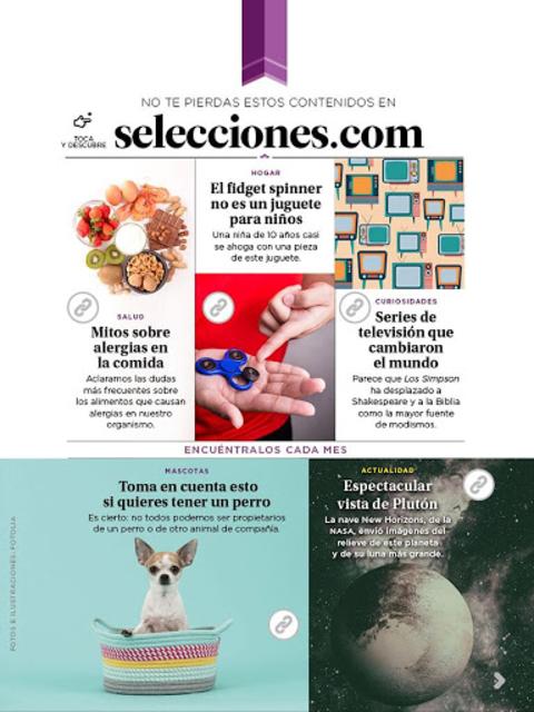 Selecciones en español-México screenshot 20