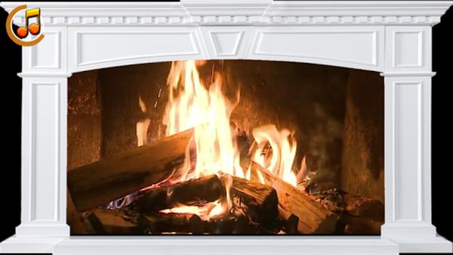 Live Fireplace : Sleep & Relax screenshot 1