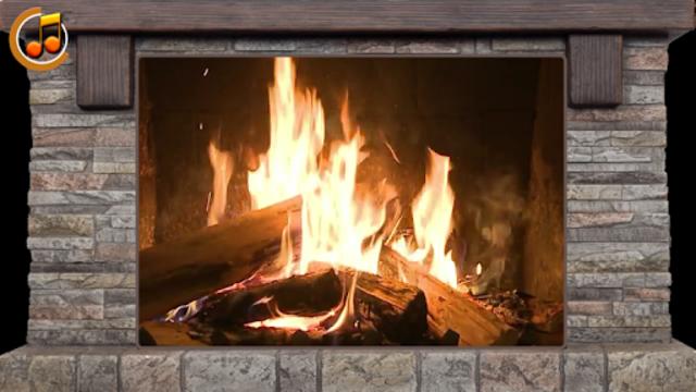 Live Fireplace : Sleep & Relax screenshot 2