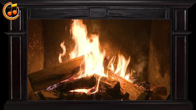 Live Fireplace : Sleep & Relax screenshot 3