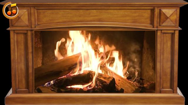 Live Fireplace : Sleep & Relax screenshot 4