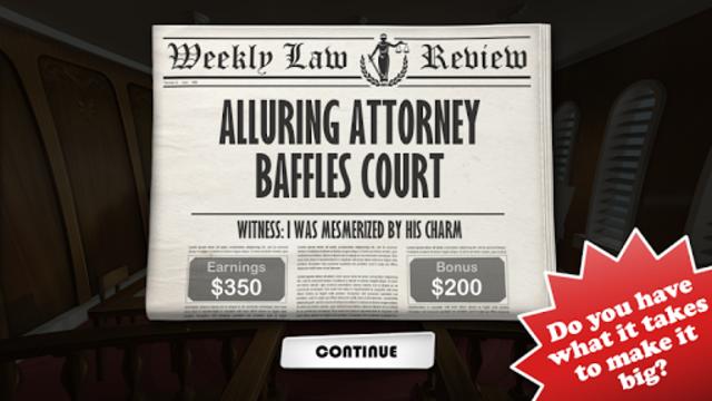 Devil's Attorney screenshot 4