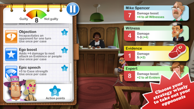 Devil's Attorney screenshot 7