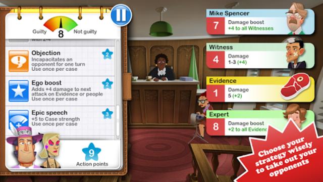 Devil's Attorney screenshot 12