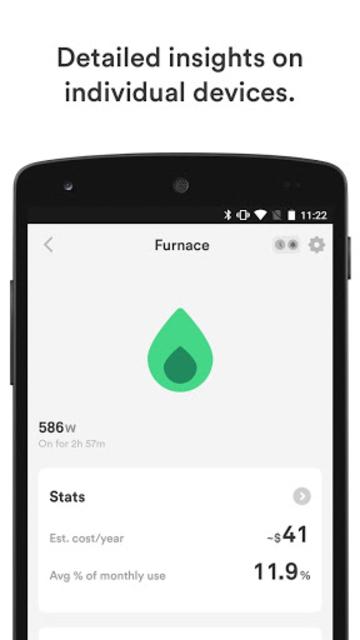 Sense Home Energy Monitor screenshot 4