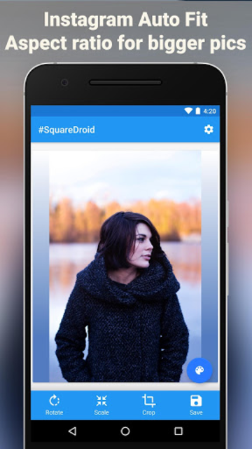 About: #SquareDroid: Full Size Photo for Instagram and DP (Google