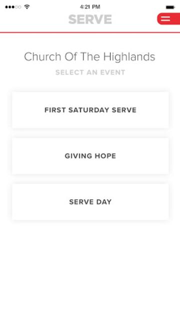 Serve screenshot 4
