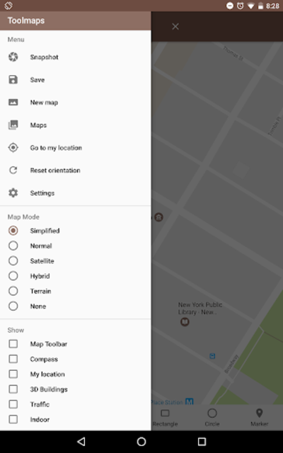 Tools for Google Maps screenshot 10