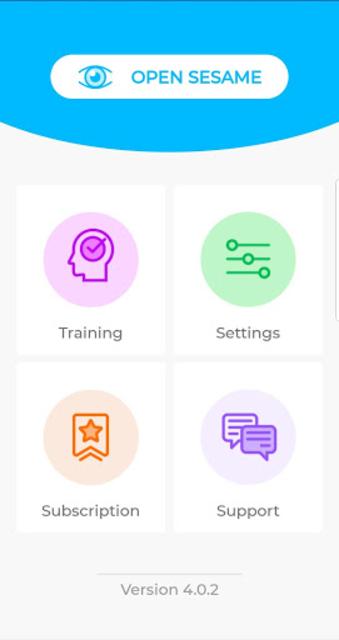 Open Sesame - Touch Free Control screenshot 2