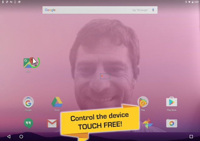 Open Sesame - Touch Free Control screenshot 8