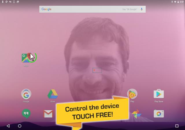 Open Sesame - Touch Free Control screenshot 13