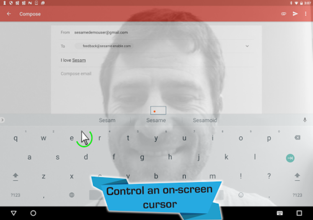 Open Sesame - Touch Free Control screenshot 15