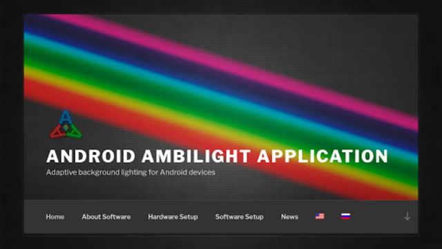 Ambient light Application for Android screenshot 4