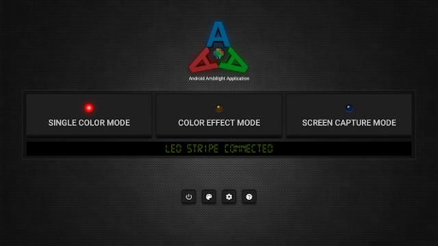 Ambient light Application for Android screenshot 11