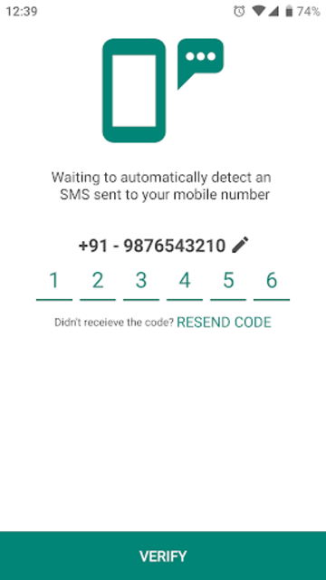 UI Design Templates with Source Code screenshot 6
